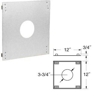 "3"" Simpson PelletVent PRO, House Shield, #3PVP-HS - Pellet Stove Parts 4 Less"