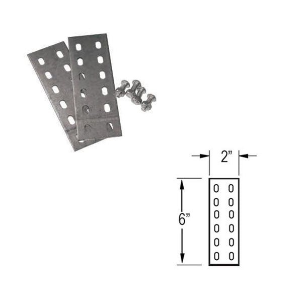 "3"" or 4"" Simpson Pellet Vent PRO, Wall Strap Extension, 3PVP-WSA-EXT-AMP - Stove Parts 4 Less"