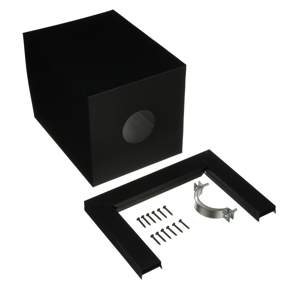 3 Quot Dura Vent Pellet Vent Pro Cathedral Ceiling Support Box