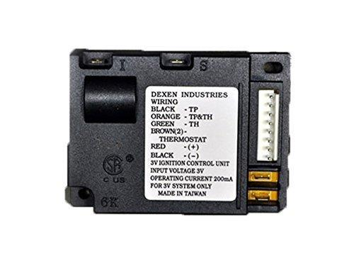 Dexen Electronic Ignition Control Module, 593-592 - Stove Parts 4 Less