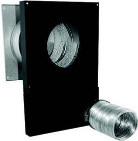 "4"" Wall Thimble With 3"" Outside Air Intake Kit, 4CAS-WTPK"