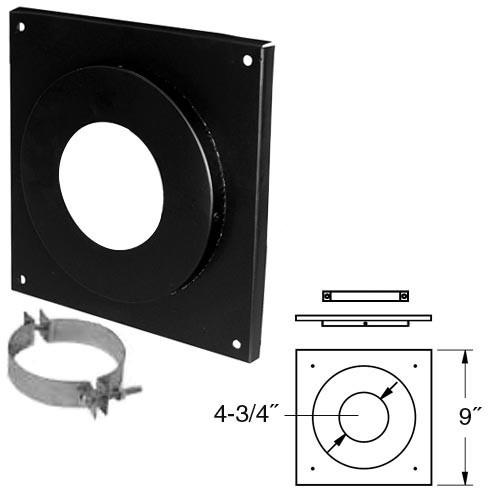 "4"" Ceiling Support 1"" Firestop Spacer, Simpson PelletVent PRO 4PVP-FS - Stove Parts 4 Less"