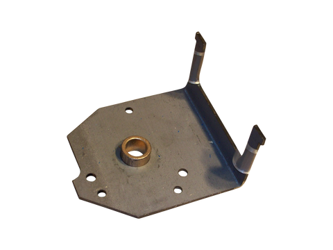 Enviro Mini Auger Mounting Plate W/Bushing, #50-2206 - Stove Parts 4 Less