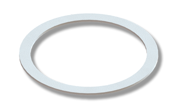 "Quadrafire MT Vernon Combustion Blower Gasket Round, 7""(R) (GC) SRV7000-450 - Stove Parts 4 Less"