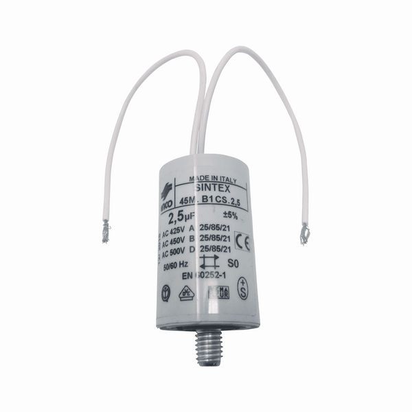 Ravelli Capacitor 2.5mf-400,  55093 - Stove Parts 4 Less