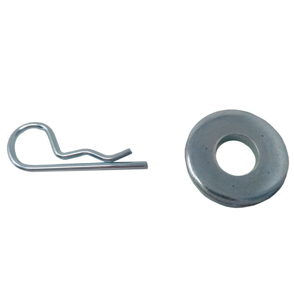 Louisiana Grill Wheel Axle Cotter Pin & Washer