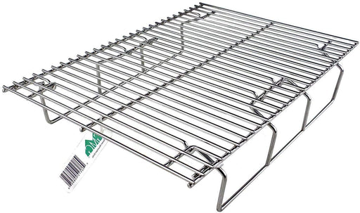 Green Mountain Grill Upper Smoke Rack with Collapsible legs for Davy Crockett Pellet Grill,  P-6034