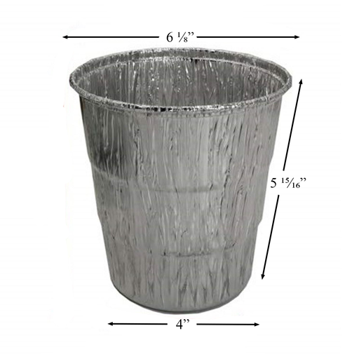 Grease Bucket Liner 6 Pack