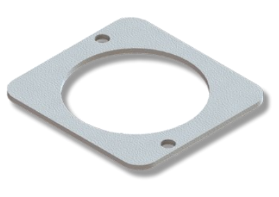 Napoleon/Timberwolf Exhaust Gasket W290-0122 - Stove Parts 4 Less