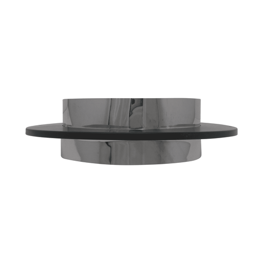 "Simpson 6"" DVL/DuraBlack Chimney Adaptor. 6DVL-ADC - Stove Parts 4 Less"