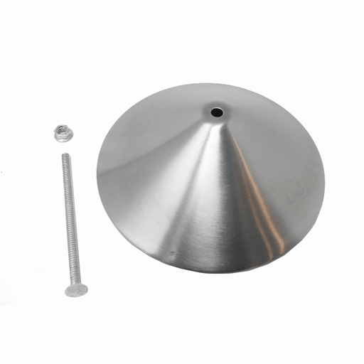 Pit Boss Smoke Stack Cap - Chrome, 74082 - Stove Parts 4 Less