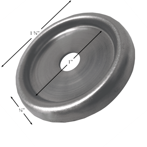 "Pit Boss 1.5"" Handle Bezel Washer, 74228"