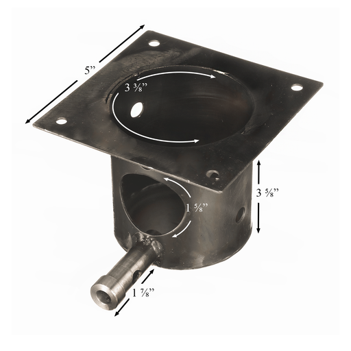 Pit Boss Fire Pot For Most Models, 74254-OEM