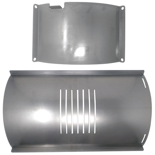 Pit Boss Flame Broiler Slide Cover and Bottom Kit for some 820 Series Pellet Grills