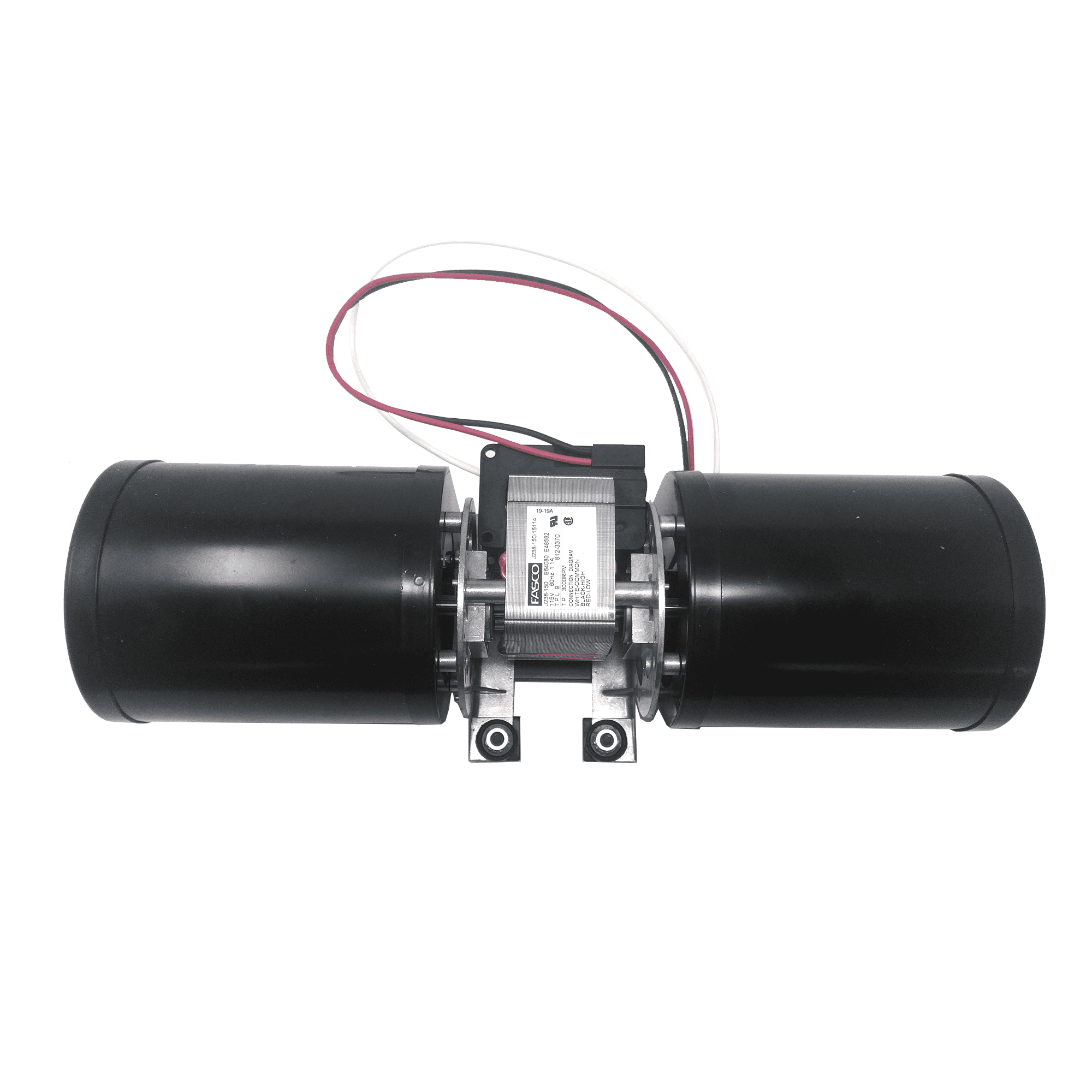 Quadra-Fire 812-3370 Convection Blower For Classic Bay