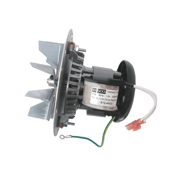 Quadra-Fire Exhaust Blower Motor Only, 812-4400-AMP-1 - Stove Parts 4 Less