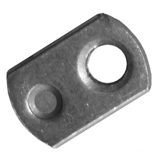 US Stove Weld Tab [Holds Flue Collar To Stove Body] For Many Units, 83431 - Stove Parts 4 Less