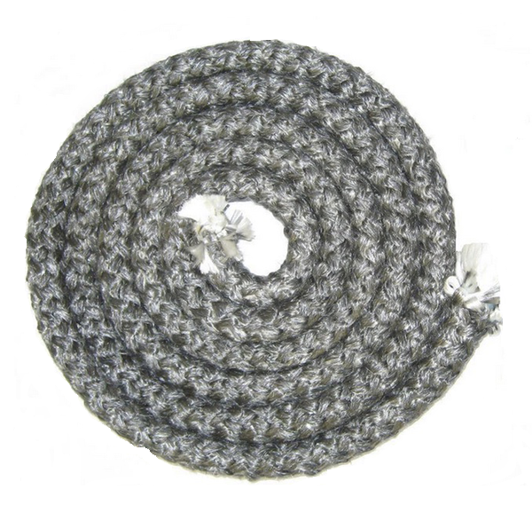 US Stove & Breckwell Door Rope Gasket 5/8 X 6FT Fits Many Models, 88066 (RT 315N) - Stove Parts 4 Less