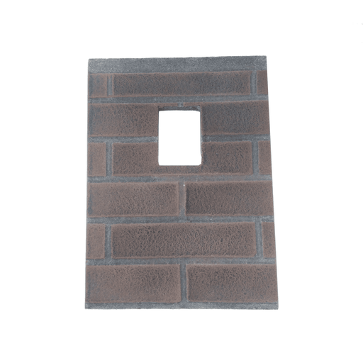 US Stove Bay Front 5660 Center Firebrick Panel, 88163 - Stove Parts 4 Less