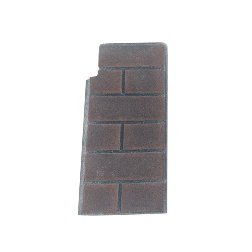 US Stove Bay Front 5660 Right Firebrick Panel,  88165 - Stove Parts 4 Less