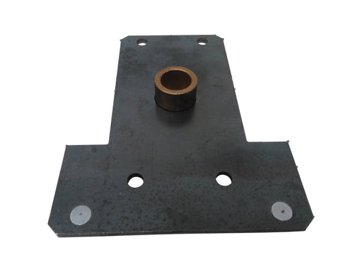 Lopi & Avalon Lower Auger Plate With Bushing, 93005094 - Stove Parts 4 Less
