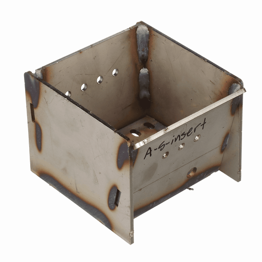 Breckwell Burnpot Insert SS Click Details For More Info. #A-S-INSERT - Stove Parts 4 Less
