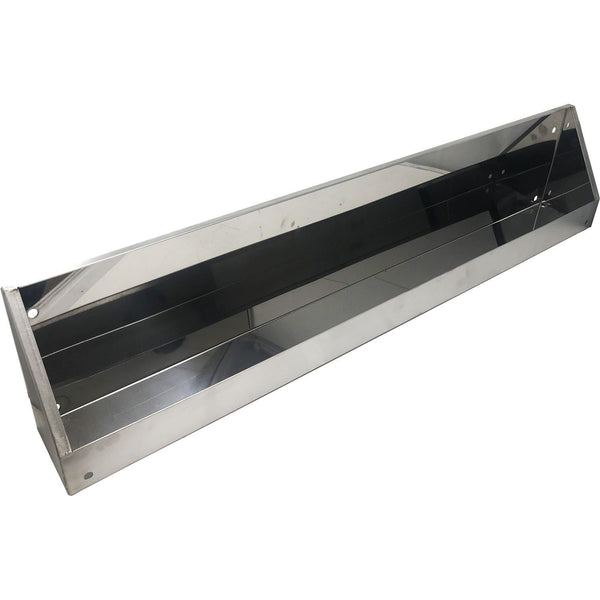 Louisiana Grill Stainless Accessory Shelf Tray for LG800E2, 59924