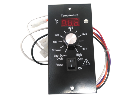 Traeger Digital Thermostat Control Board For Many Models, BAC236-AMP - Stove Parts 4 Less
