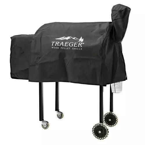 Traeger Hydrotuff Cover for Lil Tex Elite (BBQ070 & BBQ07E), BAC260