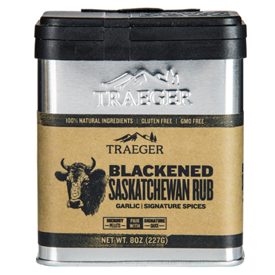 Traeger Blackened Saskatchewan Seasoning Rub 8oz, SPC178 - Stove Parts 4 Less