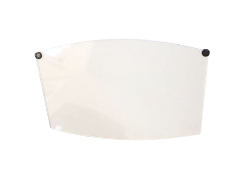 Breckwell Door Glass Oval For Model P24, #C-D-030 - Stove Parts 4 Less