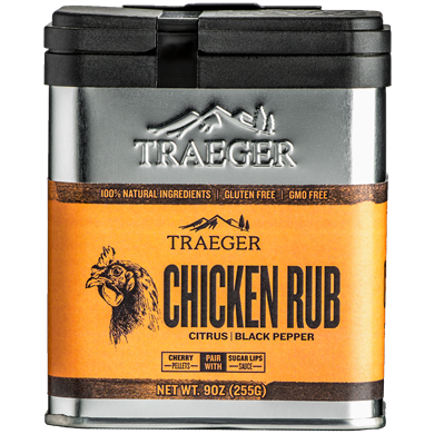 Traeger Chicken Rub Seasoning 9oz, SPC170 - Stove Parts 4 Less