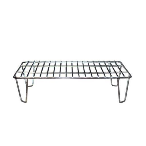 Green Mountain Grill Upper Smoke Rack with fixed legs for Davy Crocket Pellet Grill,  P-6016