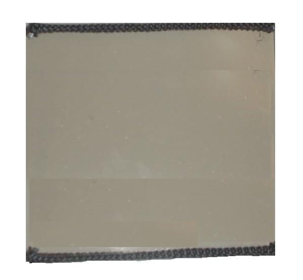Whitfield Center Glass With Gasket Fits the following Whitfield models: Profile 20, Optima 2, Quest, Quest Plus - Stove Parts 4 Less