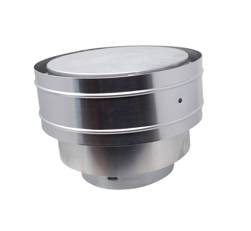"Lennox Secure Vent Direct Vent Termination Cap 4.5"" ID x 7.5"" OD, H2152 - Stove Parts 4 Less"