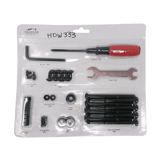 Traeger Hardware Kit    HDW333 - Stove Parts 4 Less