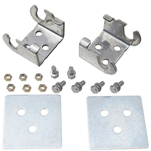 Green Mountain Stainless Steel Lid Hinge Kit for Davy Crockett, P-1129