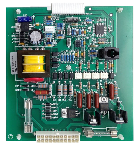 Enerzone, Flame, & Osburn Control Board (Version 2), PL44064 - Stove Parts 4 Less