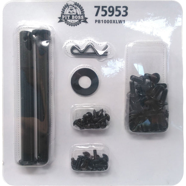 Pit Boss Screw Package For Austin XL,(75953) PB1000XL-045-R00