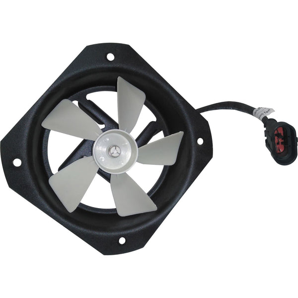 Green Mountain Grill 12V Combustion Fan for Jim Bowie & Daniel Boone Prime and Prime Plus Pellet Grills, P-1221
