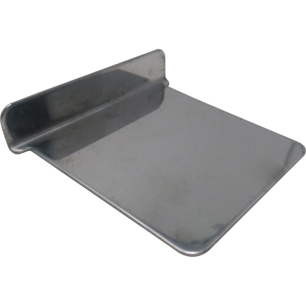 Green Mountain Stainless Steel Pellet Dump Slide Door for Prime Series
