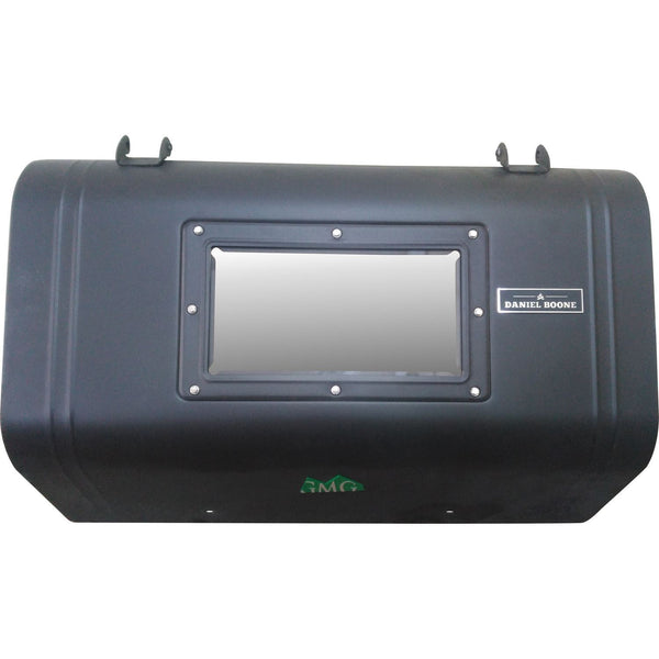 Green Mountain Black Grill Lid with Window for Daniel Boone Prime & Prime Plus Series
