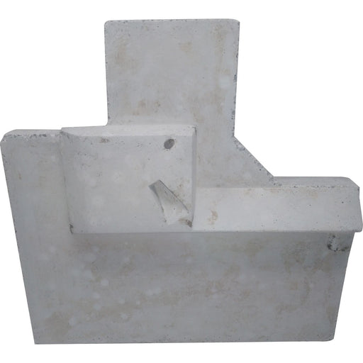 Harman Wood Stove Left Side Inlet Brick, 3-40-00103