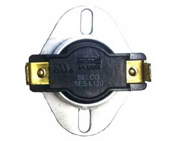 Low Limit Switch 120 for Glow Boy Pellet Stoves, KS-5100-1340 - Stove Parts 4 Less