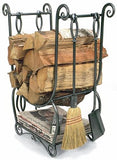 Minuteman Country Wood Holder w/ Tools LCR-07