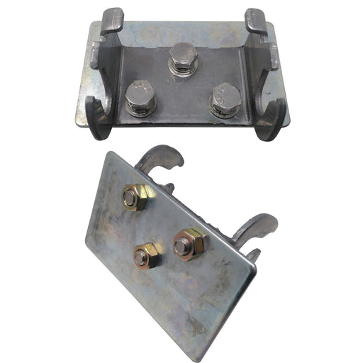 Green Mountain Hinge Kit Stainless Steel (New Style), P-1031