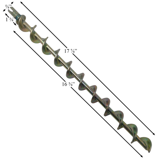 Green Mountain Auger T-Pin style For DB & JB, P-1113