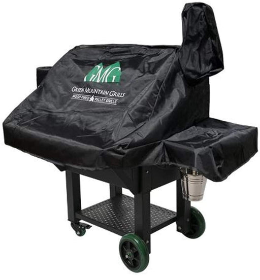 Green Mountain Grill Cover For Select Prime Models of Daniel Boone With Shelves, P-3003