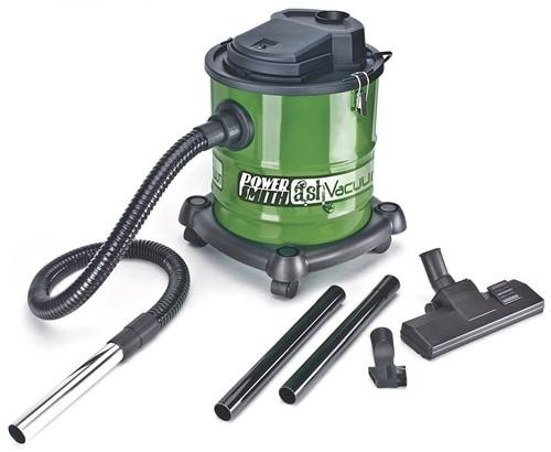 Ash Vacuum 10 AMP With Tool Set And Accessories By Power Smith PAVC101 - Stove Parts 4 Less