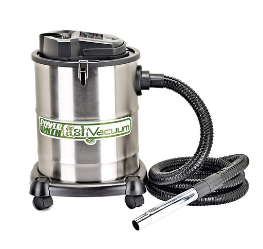 Power Smith 4 Gallon Ash Vacuum With Complete Tool Kit & 2 Filters, PAVC102 - Stove Parts 4 Less